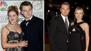 Kate Winslet on Titanic Costar Leonardo DiCaprio: