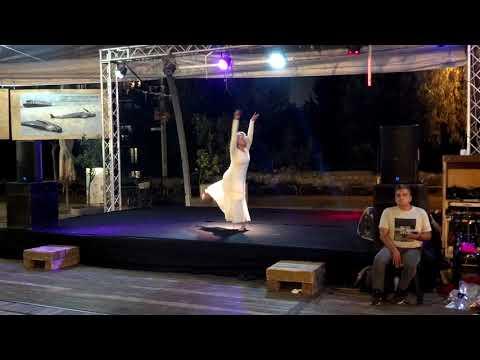 "Titta Hassila dances, ""In The Beauty"", Jerusalem"