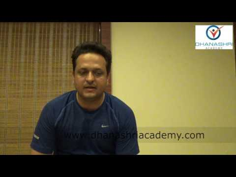 Stock Market Workshop Vadodara | Testimonial