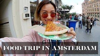 Food Trip in Amsterdam | Laureen Uy