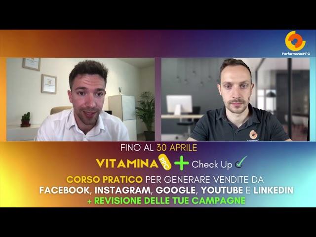Offerta VitaminaPPC + Check-up Faccin