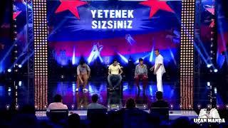 YetenekSizsiniz Turkiye... Soyunmadan koyamıyormusun abi..!