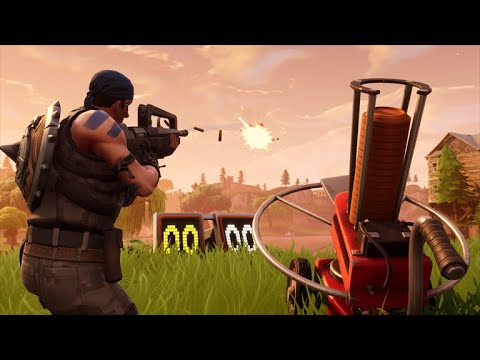 Fortnite - ShootA Clay Pigeon At Different Locations Guide