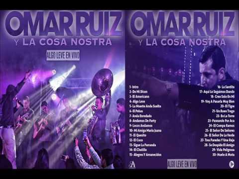 Omar Ruiz - Disco: