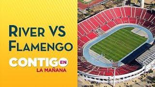 Confirman final de Copa Libertadores en medio de Crisis en Chile - Contigo en La Mañana