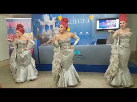 Presentación del musical 'Priscilla, reina del desierto' en Salamanca