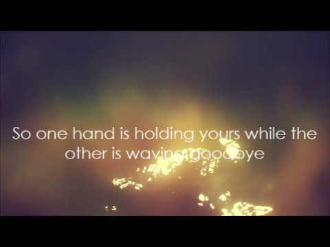 Waving Goodbye Lyrics-Sia
