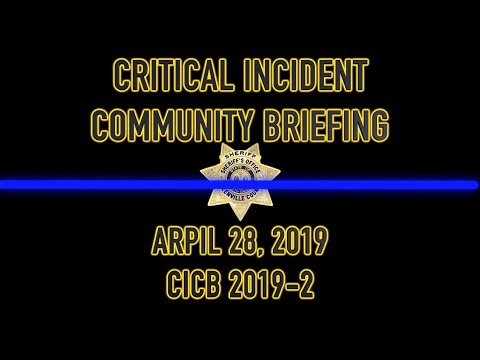 Greenville County Sheriff's Office CICB-2019-02