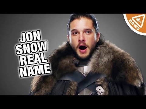 What Jon Snow's Real Name Leak Means for Season 7! (Nerdist News w/ Amy Vorpahl)