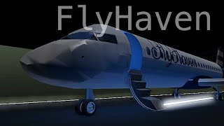 [ROBLOX REVIEW] FlyHaven