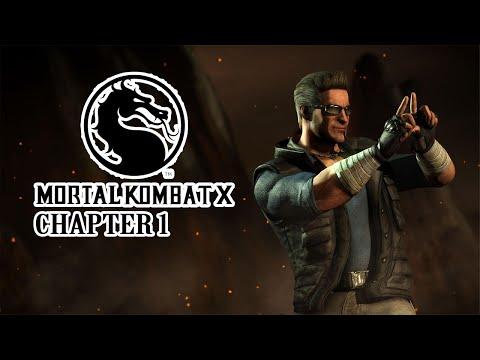 Mortal Kombat X - Chapter1 - นิโคลัส เคจ