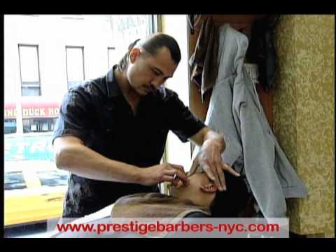 Prestige Barbershop Nyc Mens Haircuts Barbers In New York City