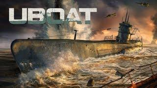 UBOAT - Симулятор Подводной лодки!!!ч4