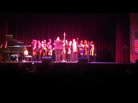 Dorothy Cotton Jubulee Chorus, State Theater (part 2 of 2)