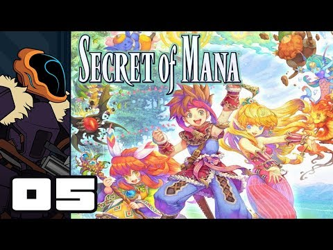 Let's Play Secret of Mana [Remake] - PC Gameplay Part 5 - That Was Quick!
