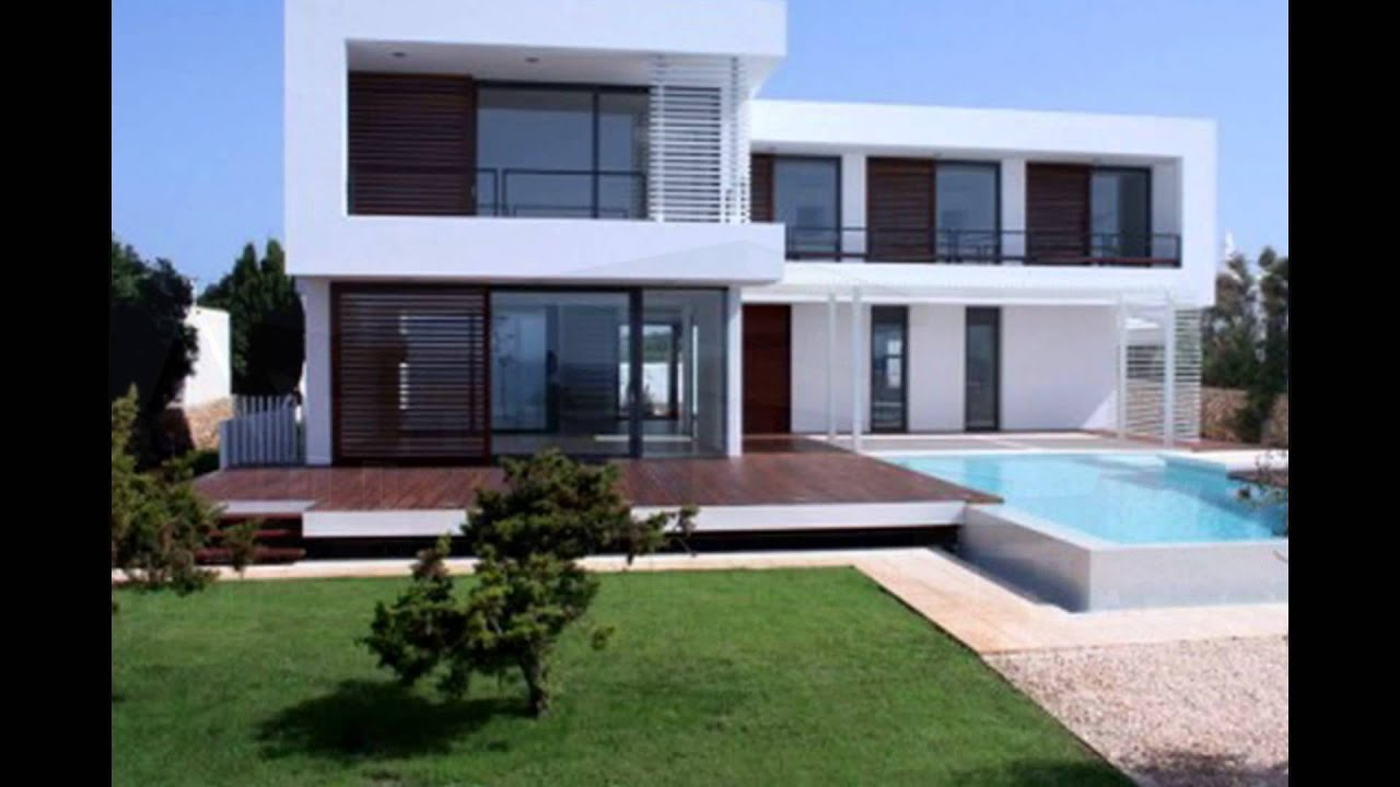 Modern villa design ideas home design decorating villa for Contemporary villa plans