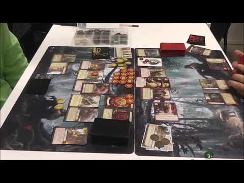 Turku Regionals 2016: Round 4 Lannister Dragon vs Targaryen Crossing