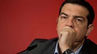 Alexis Tsipras: We're at Center of Storm, Whirlpool