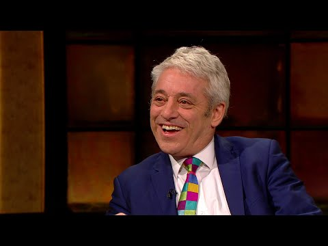 Bercow says border is unimaginable to anyone with 'conscience'