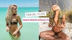 GIRLS DAY ROAD TRIP | Anna Maria Island, Florida | Travel Vlog
