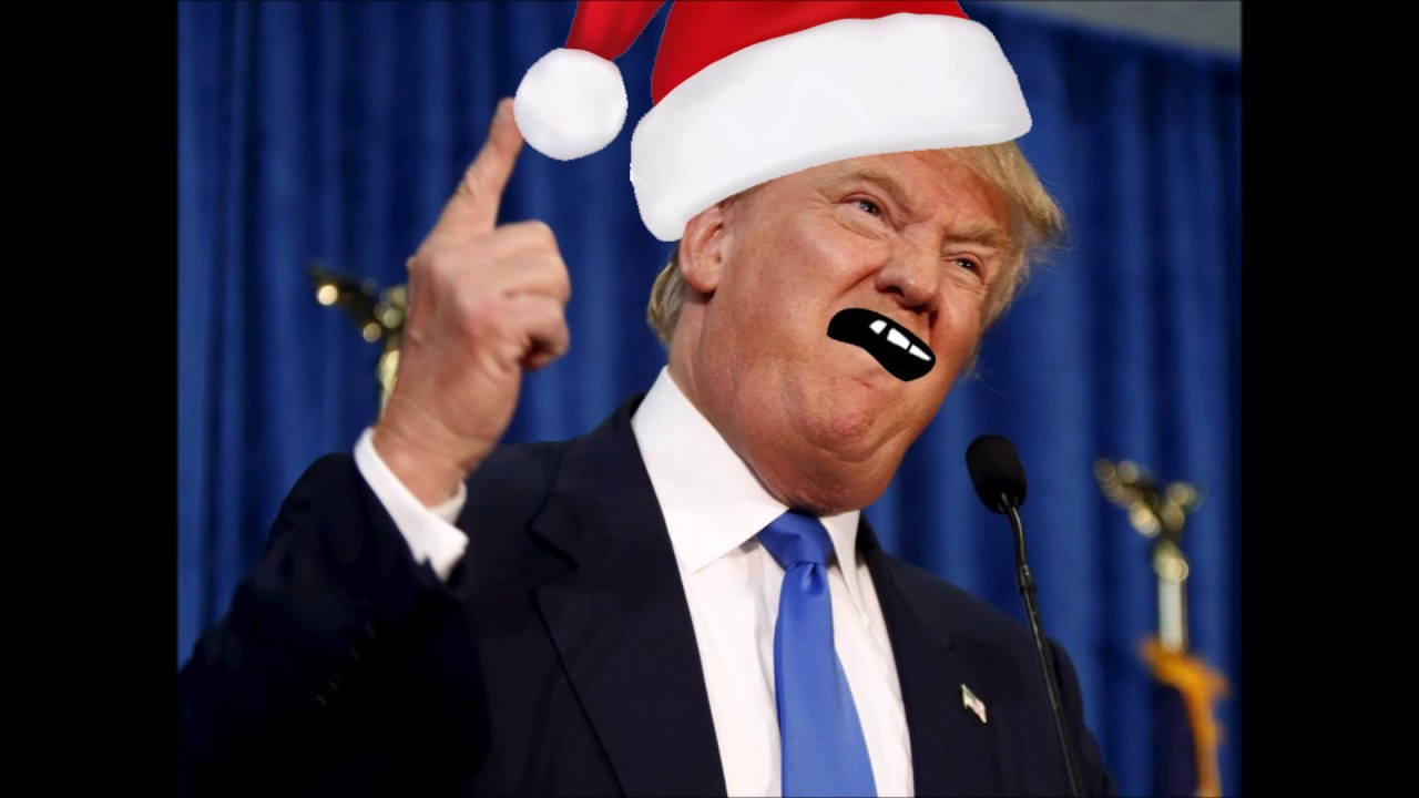 Donald Trump - South Park- Merry F*cking Christmas - YouTube