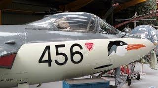 Newark Air Museum Hangar 1   England - 2018