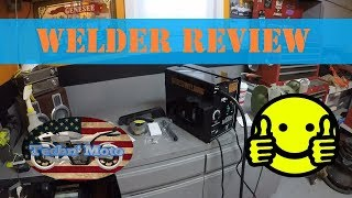 Welder Review | Great for Home and Garage Use