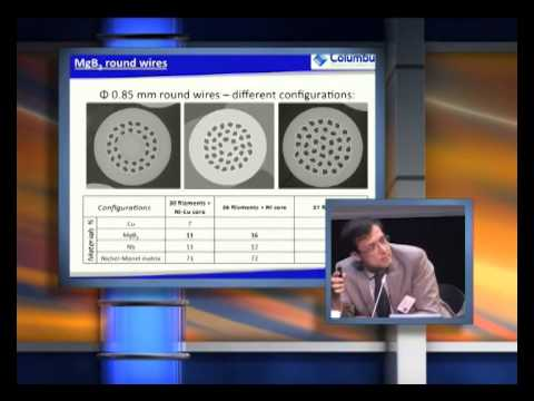 Giovanni Grasso - RT: MgB2 Superconductor Technology