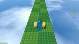 ROBLOX: green hill zone (bloopers in it XD)