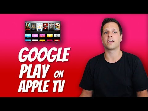 How to watch Google Play movies on Apple TV