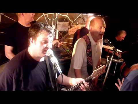 """""""Pete Best Band""""+Chas Newby and Bill Barlow at the""""Casbah Coffee Club"""",Liverpool,UK 28.08.2010"""