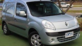 B5345 - 2012 Renault Kangoo Auto Review