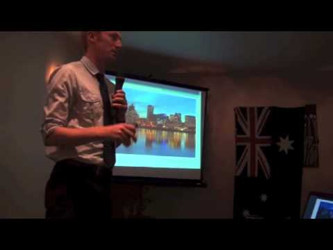Michael Ahillen Bicycle & Urban Planning part 1