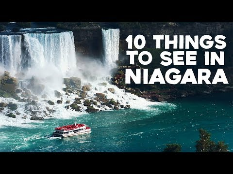 10 Things To See In Niagara, Canada