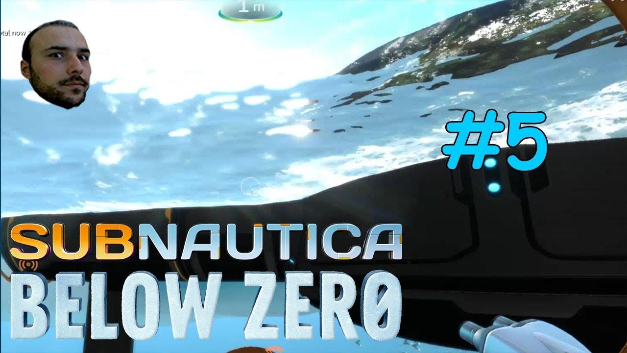 Gerçek Üs ve Tüfek Parçası - Subnautica: Below Zero # 5