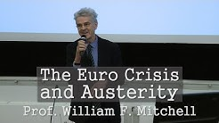 Bill Mitchell in Helsinki: The Euro Crisis and Austerity