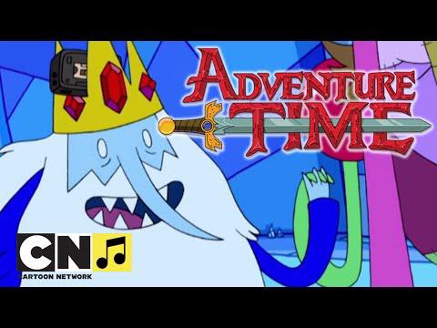 Le vrai bonheur | Chansons Adventure Time | Cartoon Network