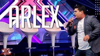 ¡Arlex canta con mucha alegría!   6 Sillas   Categoría Chicos   Factor X Bolivia 2018