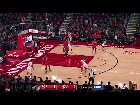 NBA LIVE 19 Blazers Vs Rockets LIVE STREAM