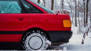 ПОСЧИТАЛ РАСХОДЫ на Audi 80 и ОФИГЕЛ