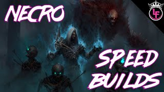Necromancer Speed Builds for Season 19