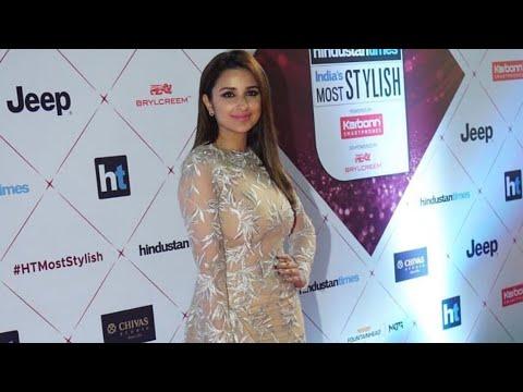 Parineeti Chopra at HT Most Stylish Awards 2018