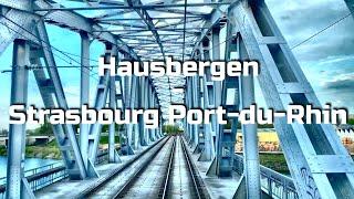 Hausbergen - Strasbourg Port-du-Rhin