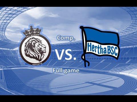 ESports All Blacks - VPG Hertha BSC//Full game