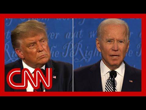 Replay: The first 2020 presidential debate on CNN