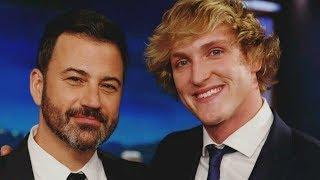 Full Interview| YOUTUBER LOGAN PAUL RYAN GOSLING WELSHLY ARMS on Jimmy Kimmel Live - October 3, 2017