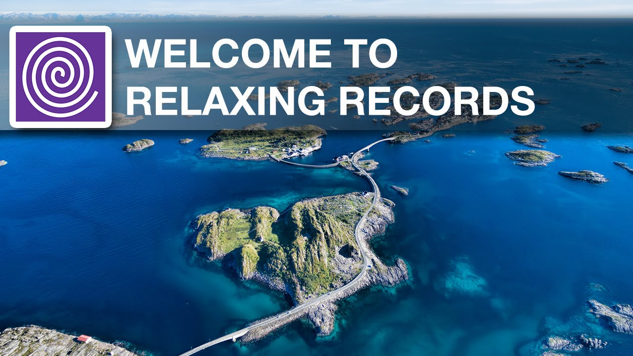 Trailer - Relaxing Records - Breathe, Focus, Relax