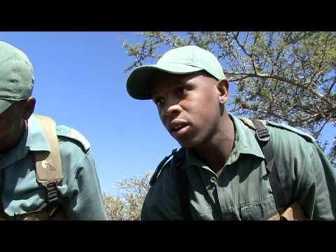 King Shaka Aviation Rhino Anti-poaching