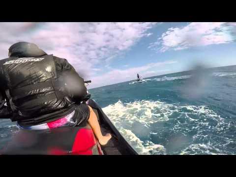 Sortie Saut Jet ski Etang Salé 974 La Réunion le 28 juin 2015