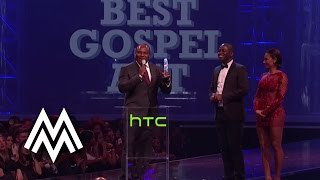 Living Faith Connection Choir | Best Gospel Act acceptance speech at MOBO Awards | 2014